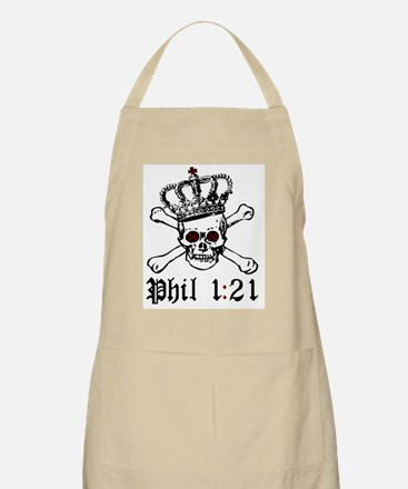 To Die Is Gain Apron