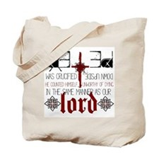 Martyrdom of Peter Tote Bag