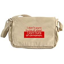 Cinnamon Buns Messenger Bag