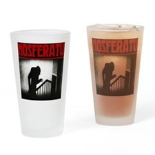 Nosferatu Design-01 Drinking Glass
