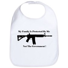 My family is protected by me Not the government !