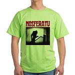 Nosferatu Design-02 Green T-Shirt