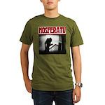 Nosferatu Design-02 Organic Men's T-Shirt (dark)