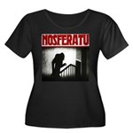 Nosferatu Design-02 Women's Plus Size Scoop Neck D