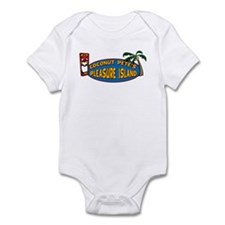 Coconut Pete's Pleasure Islan Infant Bodysuit