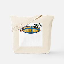 Coconut Pete's Pleasure Islan Tote Bag