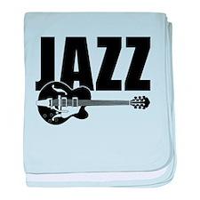 Jazz-2 baby blanket
