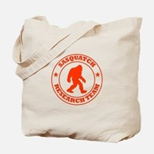 Sasquatch Research Team Tote Bag