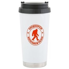Sasquatch Research Team Travel Mug