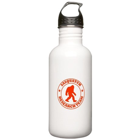 Sasquatch Research Team Stainless Water Bottle 1.0