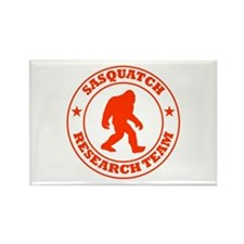 Sasquatch Research Team Rectangle Magnet (10 pack)