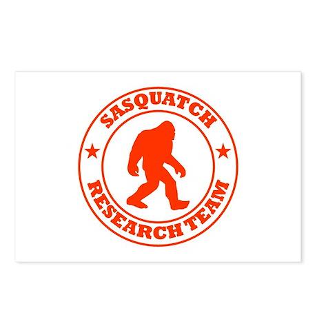 Sasquatch research paper