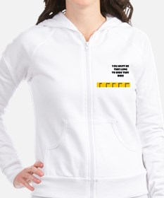 Ruler Long to Ride side Fitted Hoodie