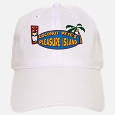Coconut Pete's Pleasure Islan Baseball Baseball Cap