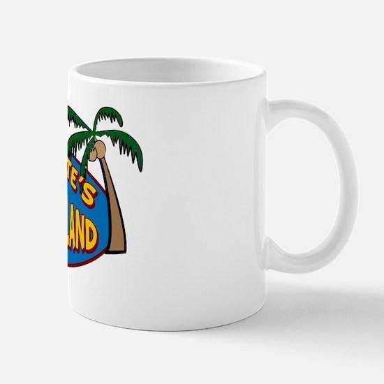 Coconut Pete's Pleasure Islan Mug
