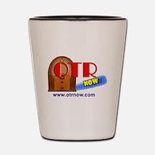 OTRNow Imagination Sticker Shot Glass