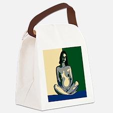 Gaia Canvas Lunch Bag
