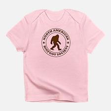 N. American Bigfoot Society Infant T-Shirt