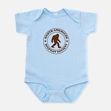 N. American Bigfoot Society Infant Bodysuit