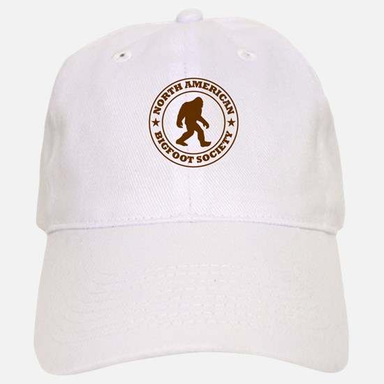 N. American Bigfoot Society Baseball Baseball Cap