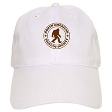 N. American Bigfoot Society Baseball Cap