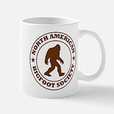 N. American Bigfoot Society Mug