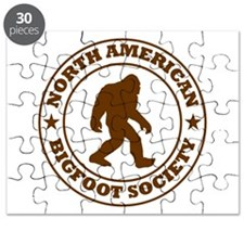 N. American Bigfoot Society Puzzle