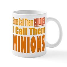 I Call Them Minions Small Mug