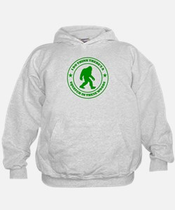 Squatch in These Woods Hoodie