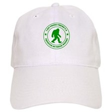 Squatch in These Woods Baseball Cap