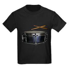 Snare & Sticks Drummer T-Shirt