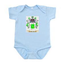 Barbella Infant Bodysuit