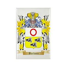 Barbaro Rectangle Magnet