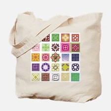 Compact Collection Tote Bag
