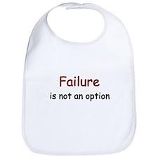 Failure is not an option Bib