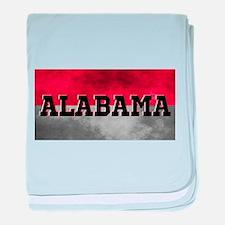 Alabama baby blanket