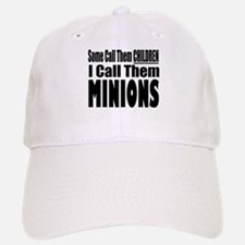 I Call Them Minions Baseball Baseball Baseball Cap