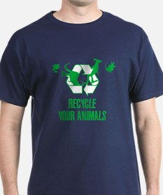Fight Club Recycle Your Animals T-Shirt