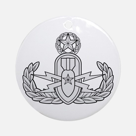 EOD Master Ornament (Round)