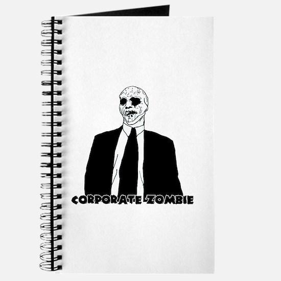 Corporate Zombie Journal