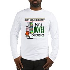 library gear Long Sleeve T-Shirt