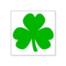 Three Leaf Clover Sticker