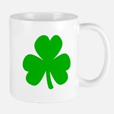 Three Leaf Clover Small Small Mug