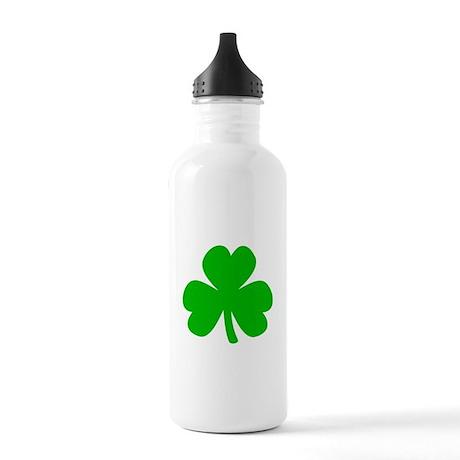 Three Leaf Clover Water Bottle