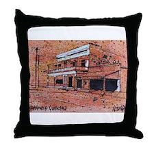 Australian art print Throw Pillow