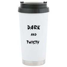 Funny Dark and twisty Travel Mug