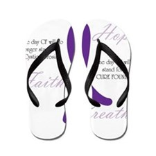Cute Cured Flip Flops