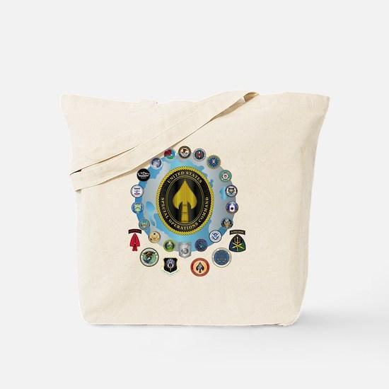 USSOCOM - SFA Tote Bag