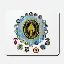 USSOCOM - SFA Mousepad