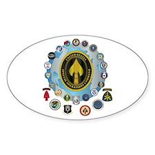 USSOCOM - SFA Bumper Stickers